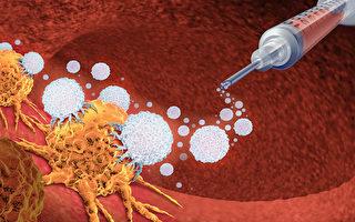 美國俄亥俄州立大學綜合癌症中心研究出一種治療性的癌症疫苗,動物實驗證明可以殺死癌細胞。(shutterstock)