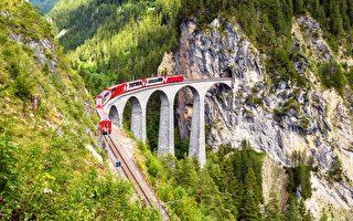 組圖:歐洲美麗壯觀的火車之旅(二)
