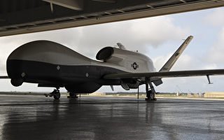 应对中共威胁 美MQ-4C无人机首度驻防日本