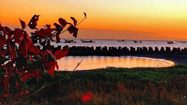【視頻】方塊海奇景在台灣 高雄汕尾美景多
