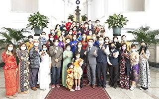 新體驗  桃園市新住民協會參觀總統府和立院