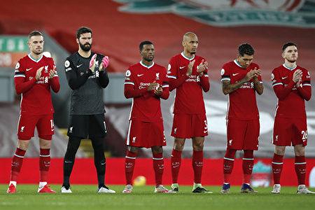 利物浦获得队史首个英超联赛冠军。图为资料照。