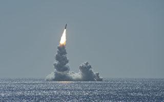 世界各国的主力战舰 战略弹道导弹核潜艇