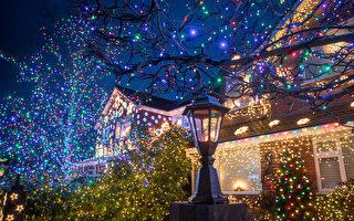 新澤西觀賞聖誕燈光最佳去處