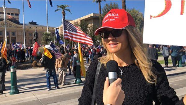 「捍衛美國」 亞利桑那選民力挺川普到底