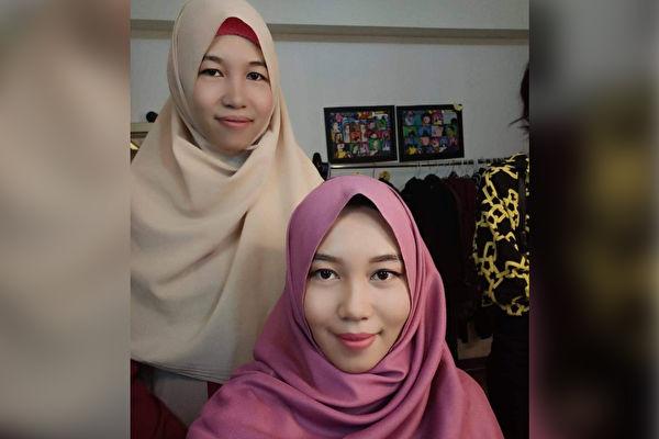 失散24年 印尼雙胞胎姐妹奇蹟重逢