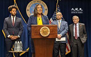 紐約州總檢察長:養老院染疫死亡數或低估50%