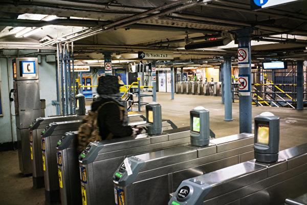 疫情下紐新港務局客流量劇減 年損失17億美元