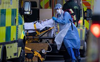 英国4.6万医护人员病假
