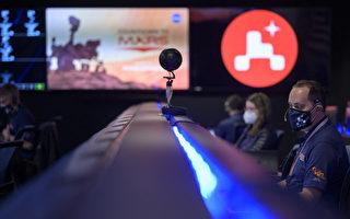 NASA「毅力號」邁出最危險一步:登陸火星