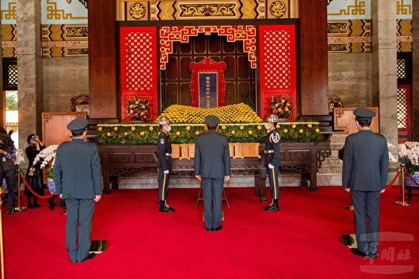 台中将王靖国被俘拒降中共殉职 入祀忠烈祠