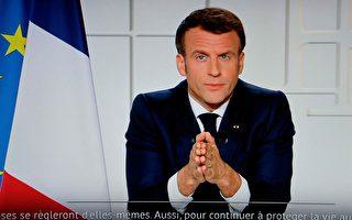 法国面临第三波疫情高峰 全国再封锁