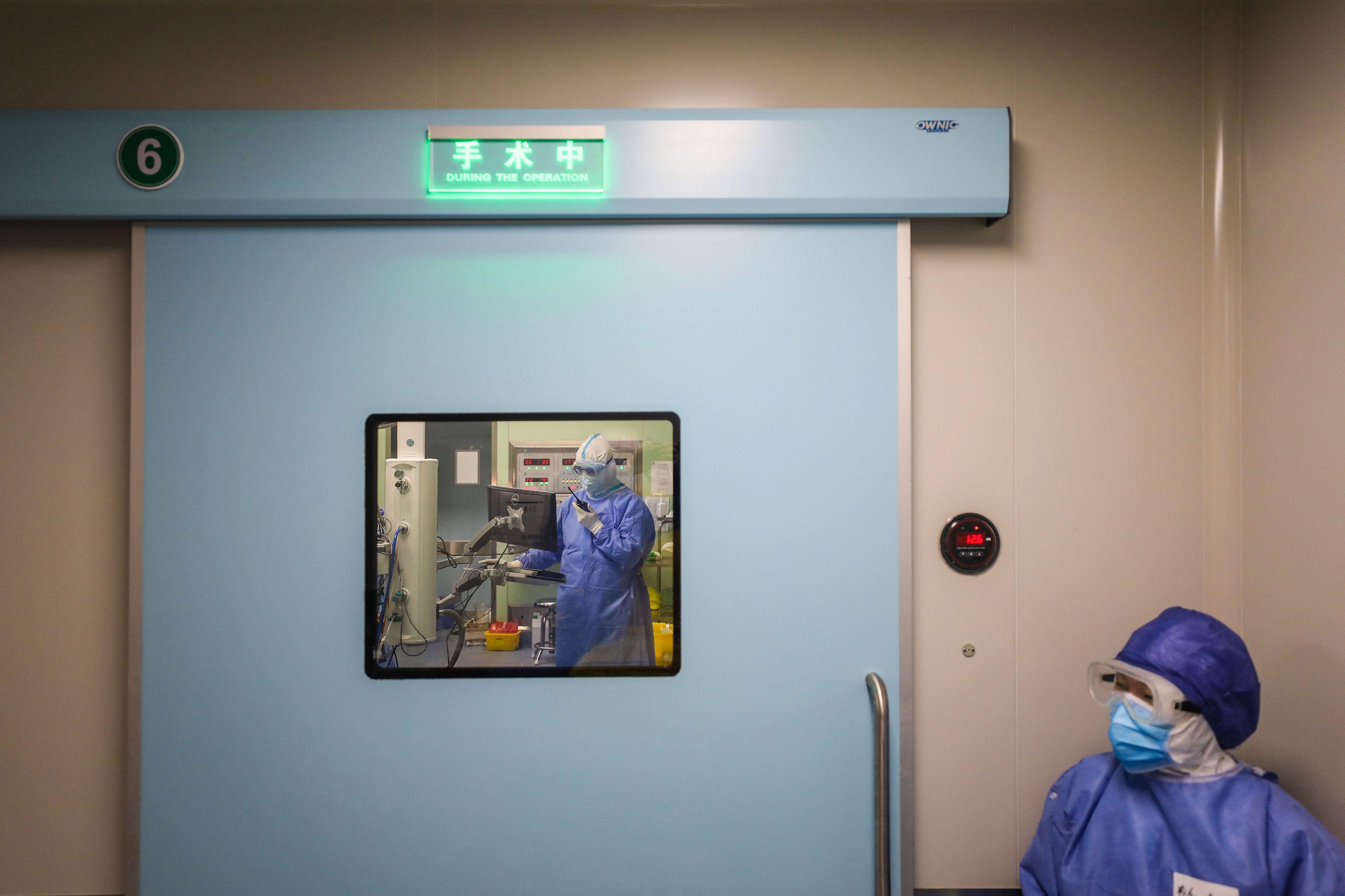 武漢協和醫院一天四台心臟移植 供體引關注