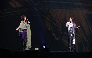 周华健开唱合体齐豫 带领歌迷重温武侠经典