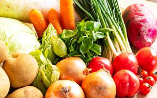幾乎所有的植物性食物和部分海鮮,都不含任何膽固醇。(Shutterstock)