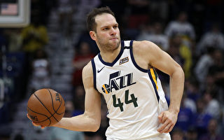 NBA奇才板凳出擊 斷爵士主場24連勝