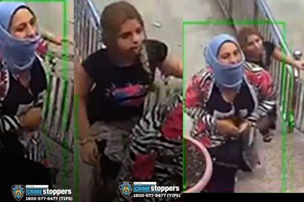 布碌崙84岁华妇被偷上千元金项链  女嫌犯佯称做交换