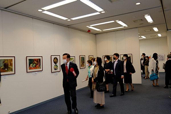 """台日学生艺术展和歌山登场 传递""""爱与希望"""""""