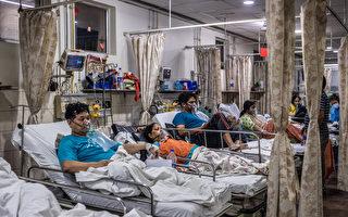 印度疫情雪上加霜 患者驚現可怕毛黴菌感染