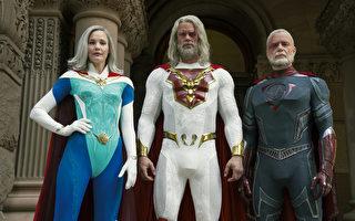 《朱比特传奇》影评:超级英雄也会面临世代冲突