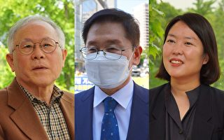 慶祝法輪大法日 韓國法輪功學員感恩師尊