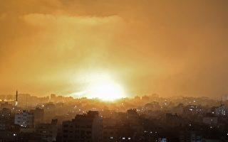 除空襲外 以色列對加沙地帶展開地面進攻