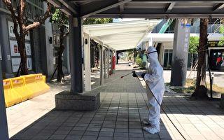 北部疫情升温  屏东县33乡镇全面大消毒