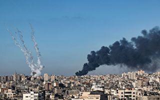 以色列炸毁国际媒体大楼 白宫回应