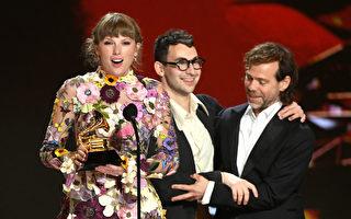 美国人气歌手泰勒丝获全英音乐奖最高荣誉