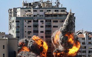 以色列炸毀媒體大樓 布林肯:已獲更多情報