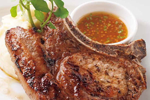 日式食堂下酒菜 炙烤糯米豬佐橘皮果醬