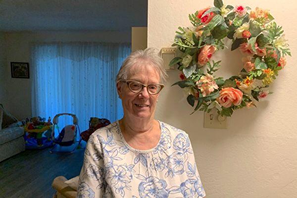 美78岁奶奶抚养八十多个婴儿:上帝的恩赐