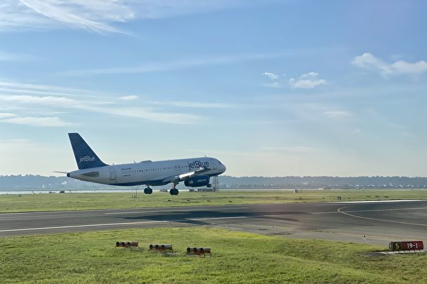 聖荷西國際機場 恢復往返東岸航班