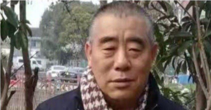 防止告御狀 上海浦東三林鎮政府綁架韓忠明