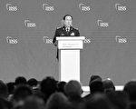 当中共防长的面 美防长直言北京在南海违法