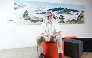 德國駐台代表王子陶:台海危險非台灣造成