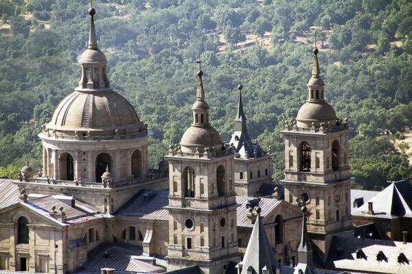 西班牙, 埃斯科里亚尔修道院