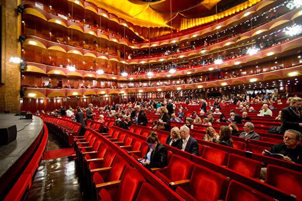 纽约大都会歌剧院 要求打疫苗后才可进场