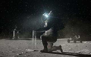 NASA在太空站內測試月球塵埃打印機
